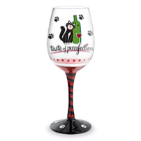 wineglass | Red Rose Inspiration for Animals